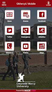 GMercyU Mobile- screenshot thumbnail