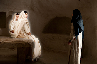 Photo: Jesus Is Laid in a Tomb. 06