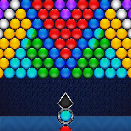 Bouncing Bubbles 休閒 App LOGO-硬是要APP