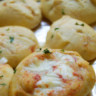 Pizza Stuffed Biscuits