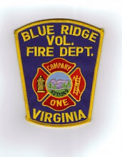 Photo: Blue Ridge Fire