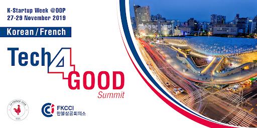 Korea France Tech4Good Summit