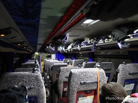 北海道バス「帯広特急ニュースター号」 ・997 車内の様子_02