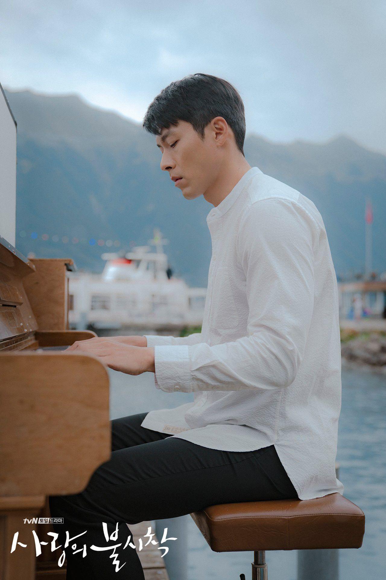hyun bin piano