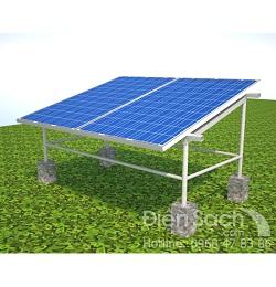 Hệ thống điện mặt trời công suất 500W