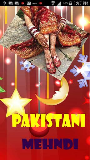 Pakistani Dubai Mehndi Designs