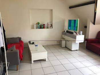 Appartement 2 pièces 50,98 m2