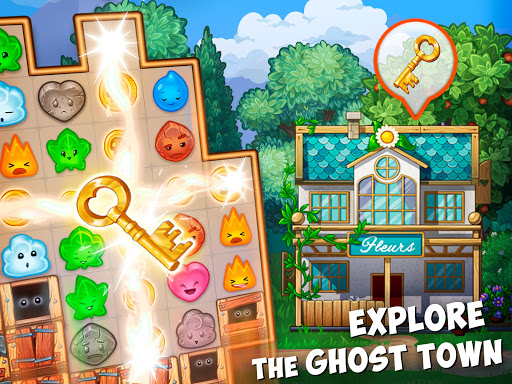 Ghost Town: Mystery Match Game 3.14 screenshots 12