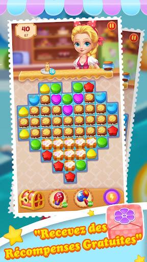 Télécharger Cake Jam Drop apk mod screenshots 6