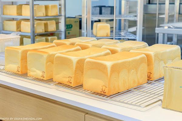 一覚ichisatori bakery高級食パン専門店,台中首家日本高級生吐司專門店,網路預購已排至五月中旬!