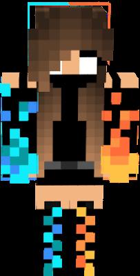 Fire Water Nova Skin
