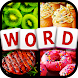 4 Pics Guess 1 Word - Word Games Puzzle