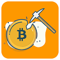BTC Cloud Mining - Earn BTC icon