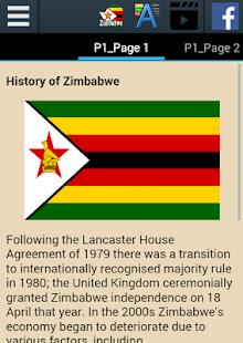 History of Zimbabwe - náhled