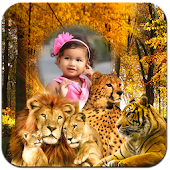 Wild Animal Photo Frames