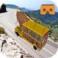 VR PK Cargo Truck Drive Icon