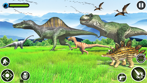 Dinosaurs Hunter modavailable screenshots 6