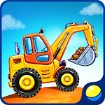 Truck games for kids - build a house 🏡 car wash 0.5.0