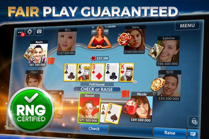 Texas Holdem & Omaha Poker: Pokerist Screenshot