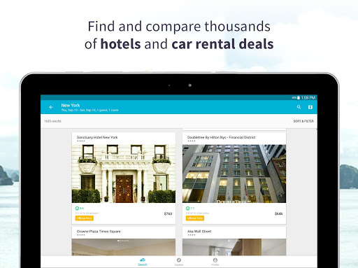 Skyscanner app (apk) free download for Android/PC/Windows screenshot