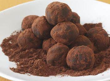 Beni's Vodka Balls Recipe