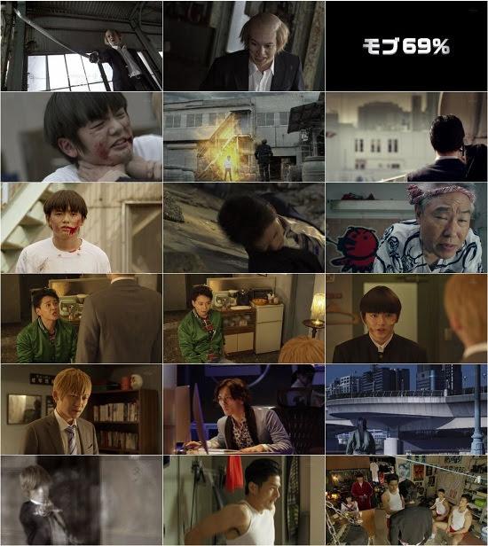 (TV-Dorama)(720p) 木ドラ25 モブサイコ100 ep06 180222