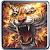 Flame Tiger Live Wallpaper file APK for Gaming PC/PS3/PS4 Smart TV