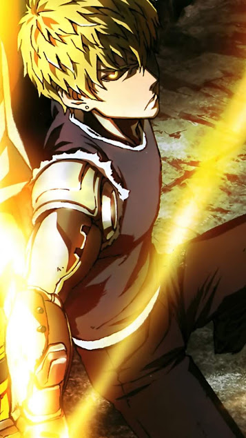 wallpaper genos