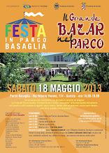 Foto: Festa in Parco Basaglia + Grande Bazar. 18 maggio 2013 a Gorizia.