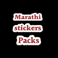 Marathi Stickers - Daily use words