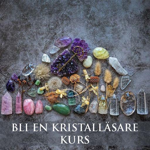 Bli en kristalläsare! Kurs 1 Kvällskurs from 28/10, 6 torsdagkvällar