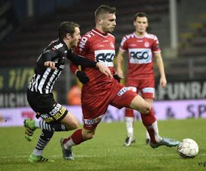 Europa-stress breekt aan: Charleroi rekent op Perbet, Kortrijk wil indrukwekkende 24 op 33 voortzetten
