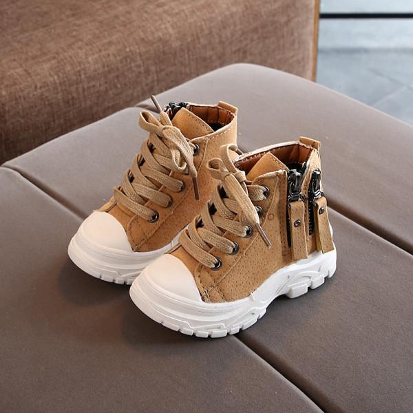 Korean High Neck Boots
