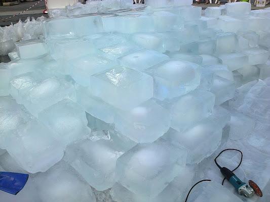 cubi di ghiaccio di archiviobesozzi