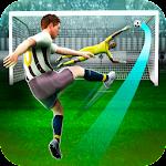 Iuvemtus Soccer Football Team: Turin Goal Shooting Icon