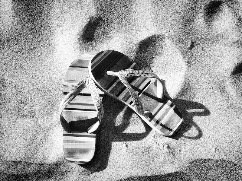 on the beach di Allien