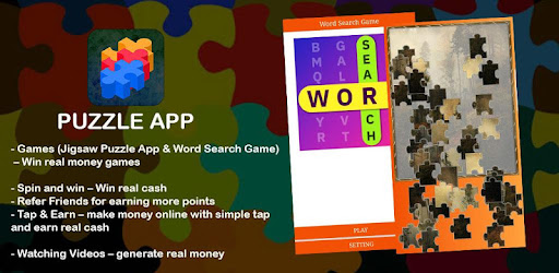 Puzzle App Play And Win Money Aplikace Na Google Play