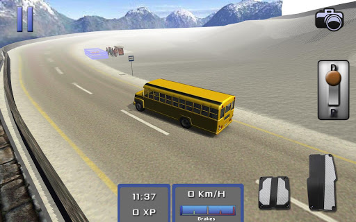 Bus Simulator 3D screenshot 4