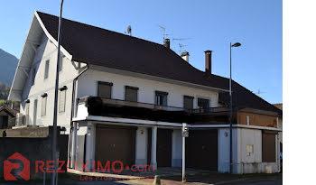 locaux professionels à Saint-Pierre-en-Faucigny (74)