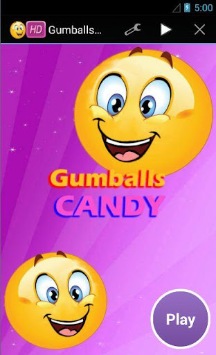 Gumballs Candy