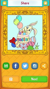 Easter Coloring Pages- screenshot thumbnail