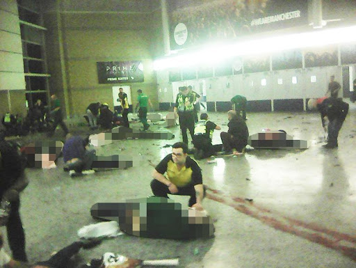 Manchester terrorist bomber trained in Syria
