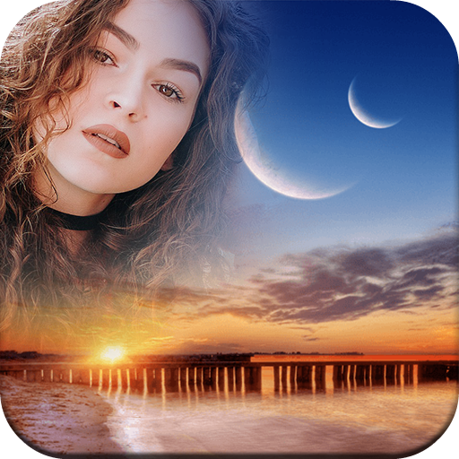 Sunset Frames for Pictures Icon