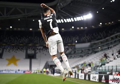 🎥 Cristiano Ronaldo signe un nouveau record en Serie A !