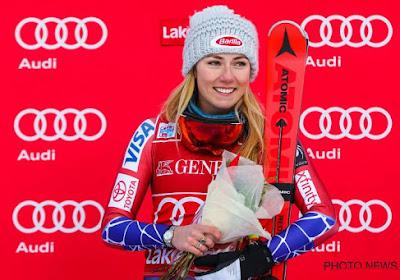 Mikaela Shiffrin rejoint les légendes du ski
