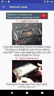 Renault Radio Code Calculator - náhled