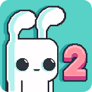 Yeah Bunny 2 – pixel retro arcade platformer MOD APK 0.3.6 (Unlimited Money)