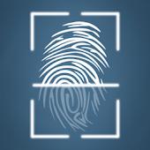 fingerprint lock screen fake
