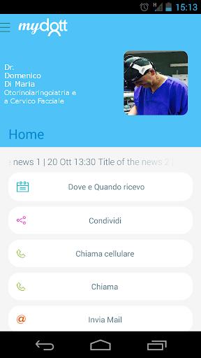 Dr. D. Di Maria - myDott