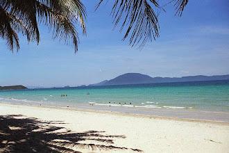 Photo: Gorgeous sandy beach of Nha Trang region